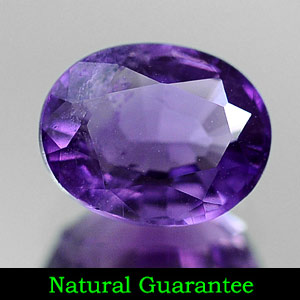 1.32 ct. Graceful Gem Purple AMETHYST Unheated