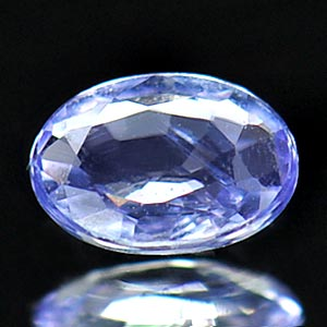 0.28 Ct. Oval Natural Violet Blue Color Tanzanite Gem