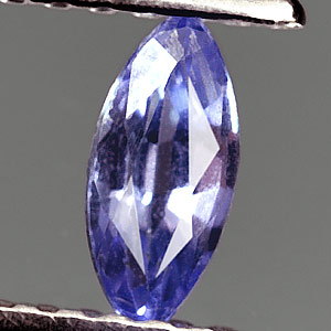 0.31 Ct. Fabulous Natural Violet BlueTanzaniteTanzania