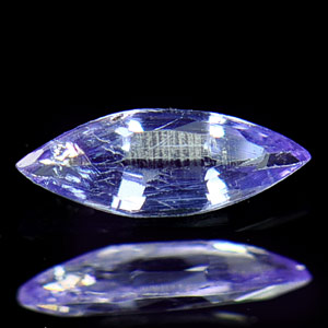 0.11 Ct. Attractive Natural Violet Blue Color Tanzanite