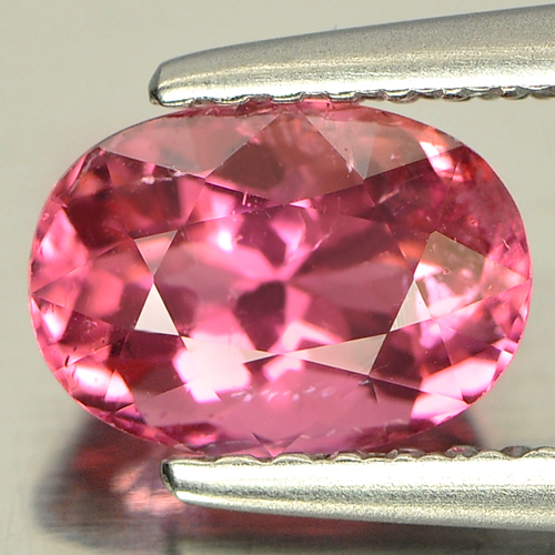 1.23 Ct. Oval Natural Pink Tourmaline Nigeria Unheated
