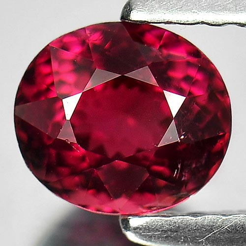 0.97 Ct. Oval Shape Natural Gem Pink Tourmaline Unheated