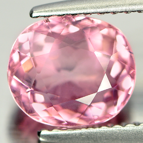 1.99 Ct. Natural Gem Oval Shape Pink Tourmaline Unheated Nigeria