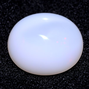 7.52 Ct. Oval Cab Natural Gem Multi Color Opal Unheated